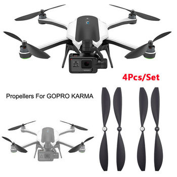4Pieces Drone Propellers Blades Wings Accessories Parts For GoPro Karma