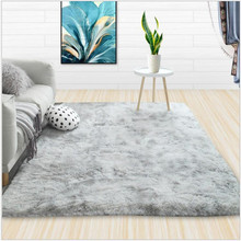 Plush-Carpets Decoration Foot-Mat Bedroom Living-Room Interior Modern Home for Non-Slip