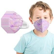 Protective-Mask Maske Disposable Jetable Mscara Children for 10PCS Headband Masque 3D