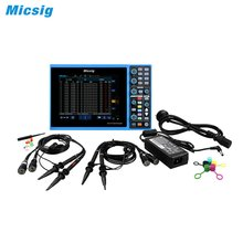 Handheld Oscilloscope STO1104C 4 Channel Digital Storage Oscilloscope 100M Bandwidth with Large Touch Screen 100-240v