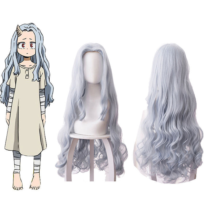 2020 Anime Boku no Hero Academia My Hero Academia Season 4 Eri wig Cosplay Halloween Party Costume With Wig image