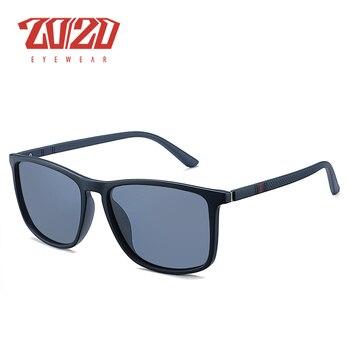 20/20 Design Brand New Polarized Sunglasses Men Fashion Trend Accessory Male Eyewear Sun Glasses Oculos Gafas PL400 10
