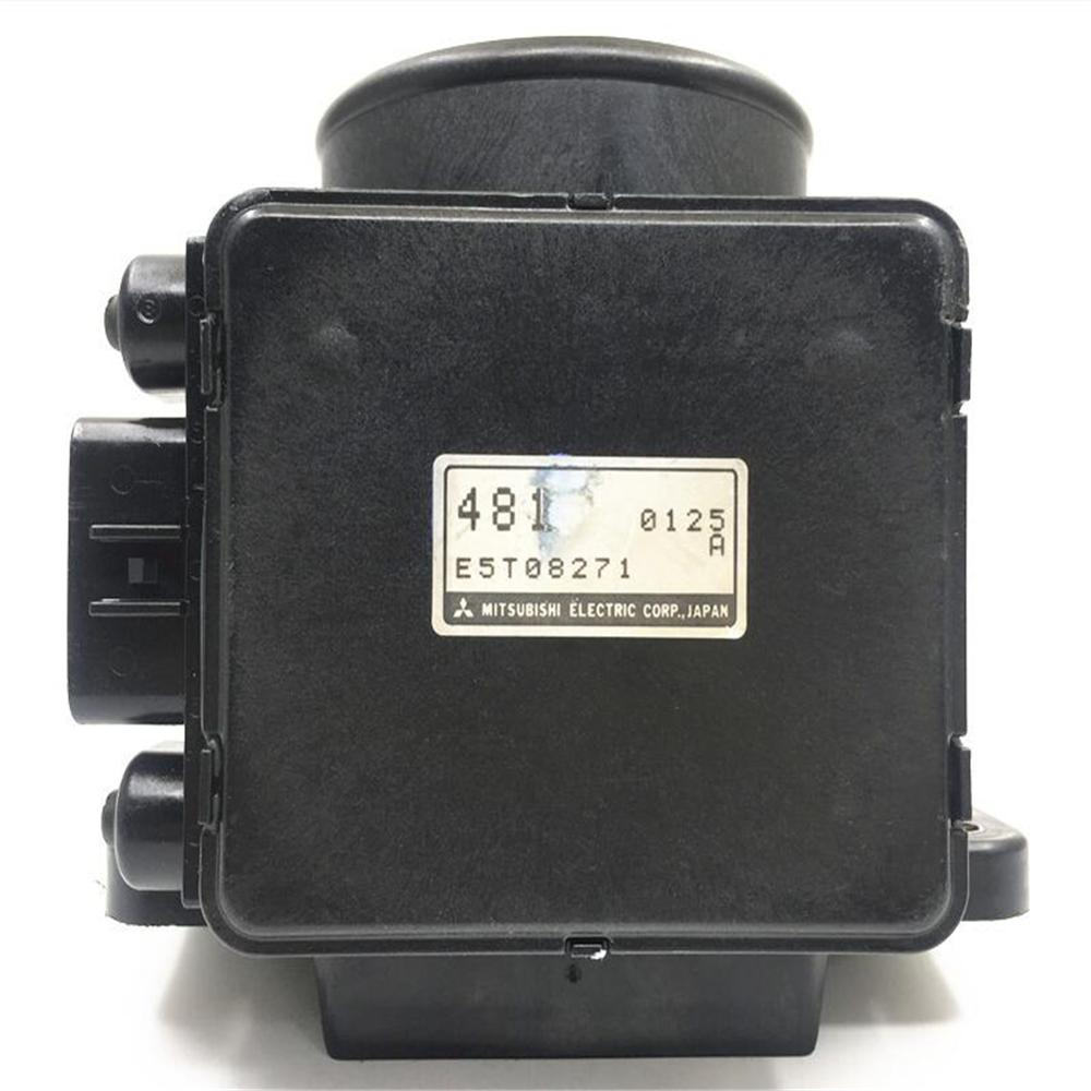 1 st Högkvalitativ massa luftflödesmätare E5T08271 Passar för Mitsubishi Galant 2.0 GLS 1998 'Japan Original Second Hand Parts