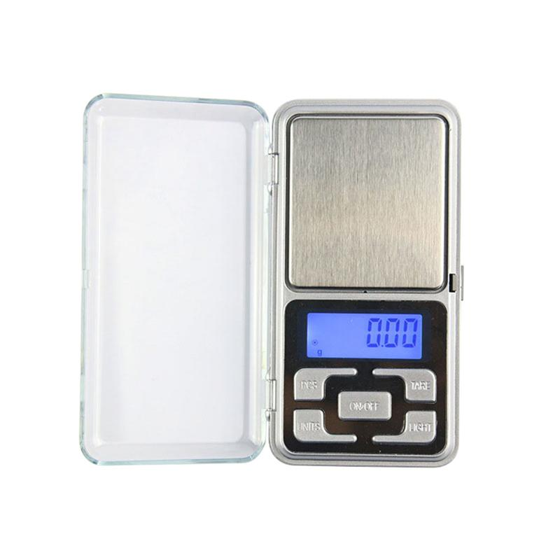 Jewelry Scale100/200/300/500G/x 0.01g /0.1g/Mini Electronic Scales Digital Scale For Gold Sterling Silver Jewelry Balance