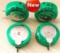 Новая кнопка 1 2 V 80mAh никель-металл hydride перезаряжаемая батарея 80mAh 1 2 V с таймером для пайки НОГ 40mAh