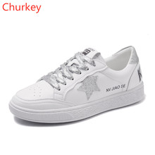 Womens Shoes Off White Women Casual Tenis Feminino Spring/Autumn Sneakers 2018 Fashion