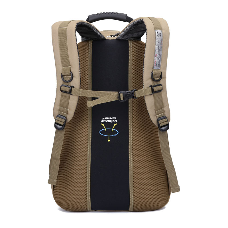Local Lion Outdoor Mountaineering Bag Large Capacity School Bag Travel Backpack Men's Sports Bag Women's Korean-style Backpack
