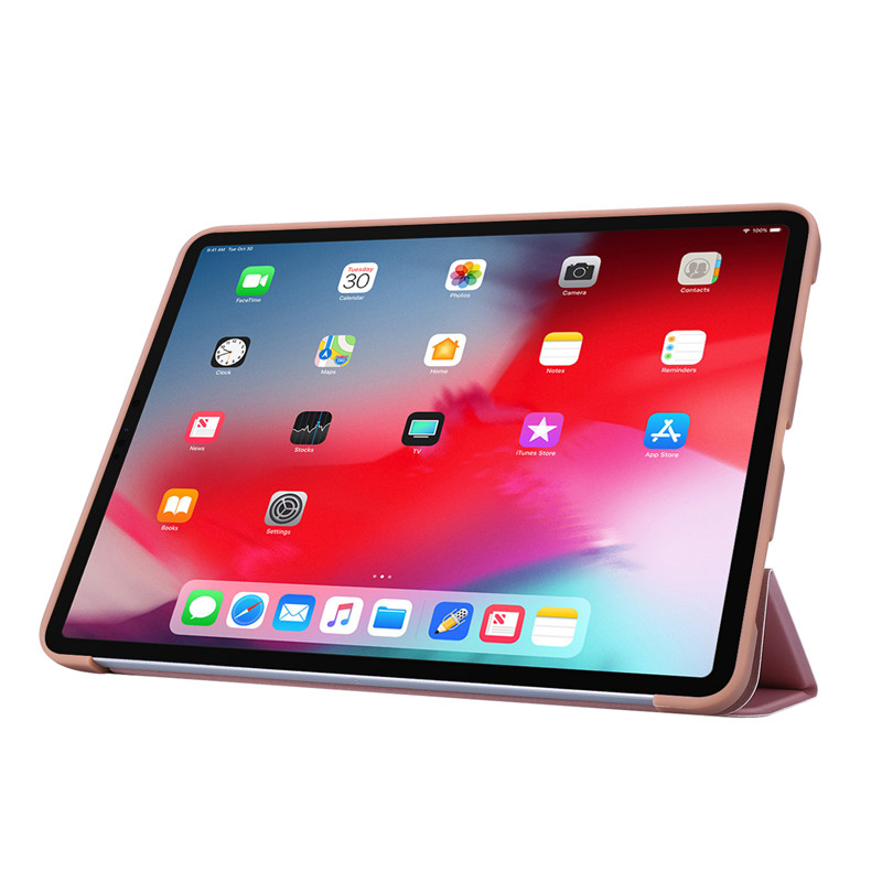 Pro for iPad Case Silicone Leather iPad Protective for 11 PU Case 2020 Cover Back Soft