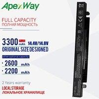 14.8v Bateria Para Asus A41-X550 A41-X550A K550 P450 P550 R409 R510 X450 X550 X550C X550A X550CA A450 A550 F450 F550 F552
