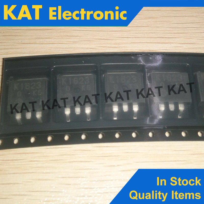 5PCS/Lot 2SK1623 K1623 LDPAK(S) SOT263  New Original
