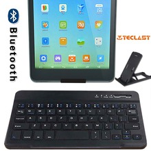 Slim Aluminium Wireless Bluetooth Keyboard for Teclast M89 / P80 Pro / X80 Pro / M89 Pro / P80X 4G Tablet Rechargeable Keyboard