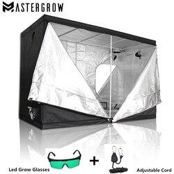 Комнатный шатер для гидропоника, шатер для выращивания, светодиодный светильник для выращивания растений, светоотражающий майлар, нетокси...