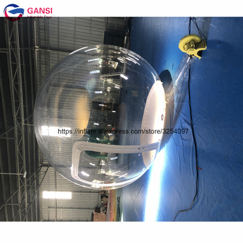 цена на Free shipping transparent inflatable igloo dome air tent clear inflatable bubble tent with air blower