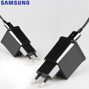 Image 4 - 삼성 갤럭시 N5100 N5110 갤럭시 노트 8.0 탭 2 P5100 P1010 P7300 P1000 P3100 N8000 용 원래 적응 형 태블릿 고속 충전기