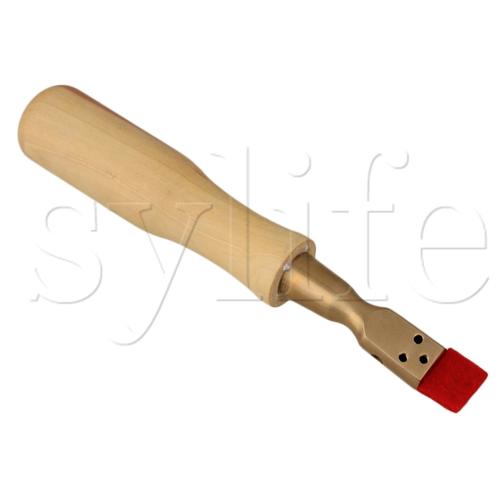 Piano Hammer Voicing Tool With Hardwood Handle
