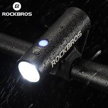 Rockbros 800 люмен светильник для головы велосипеда Высокая