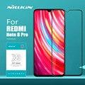 Для Xiaomi Redmi Note 8 Pro стекло Nillkin XD CP + Max полное покрытие 3D Закаленное стекло протектор экрана для Redmi Note 8 Pro стекло высокой четкости