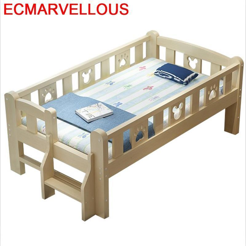 Bois Cocuk Yataklari Children Baby Crib Louis Yatak Toddler Wooden Bedroom Furniture Lit Enfant Cama Infantil Muebles Kids Bed