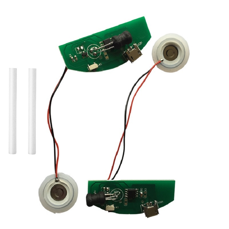 DIY D16mm 113K Humidifier Driver Board Mist Maker Ultrasonic Discs Stable Ultra Fine Low Power Large Spray Circuit Accessory