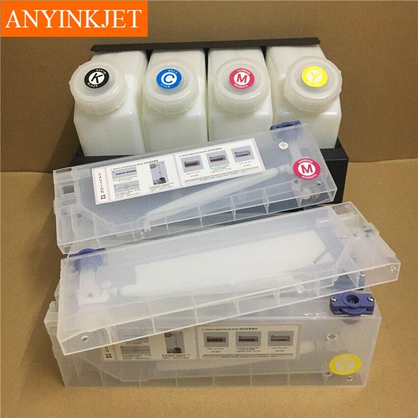 Навальная система чернил для принтера Mimaki JV33 JV5 JV3 JV2 JV22 и т. д.(двойной 4 цвета