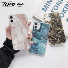 Fashion Marble Soft Silicone Case for Samsung Galaxy A3 A5 J1 J3 J5 J7 2016 2017 A6 A7 A8 J4 J6 Plus 2018 J2 Prime Phone Cases(China)