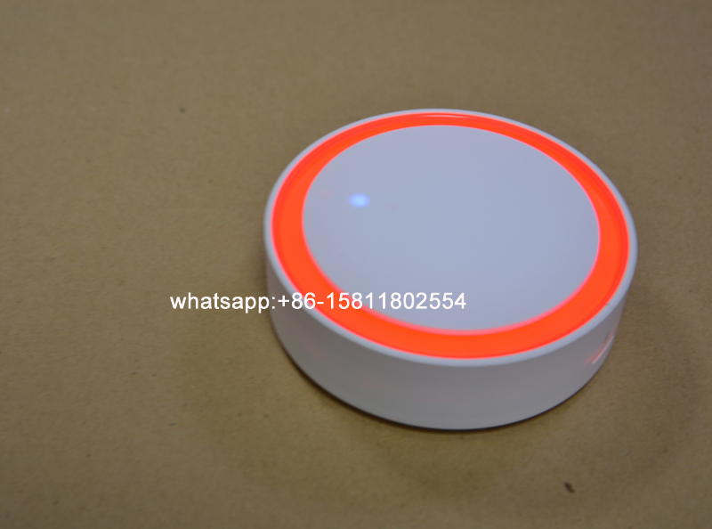 pir detector movimento contato da porta sensor aberto flash sirene