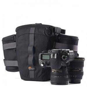 Image 1 - Lowepro Outback 100 Digitale Slr Camera Taille Packs Case Beltpack Bag Camera Schoudertas Outback 200 Voor Canon Nikon