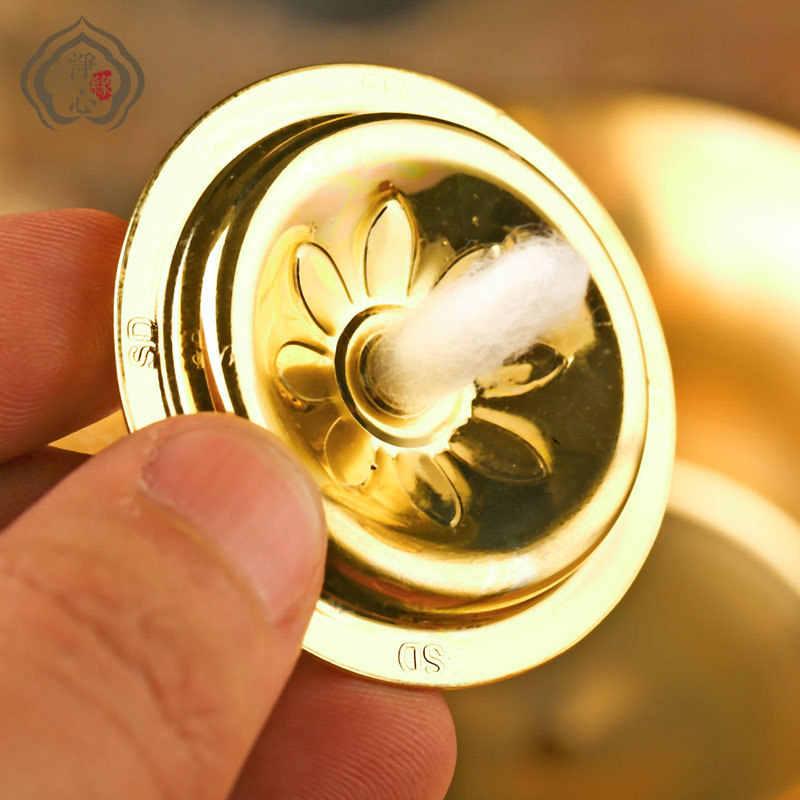 Aluminium Boeddha Boter Lamphouder Ooit-birght Lamp Olie Ticket Olie Drijvende Enkele Verkoop Speciale Aanbieding Groothandel