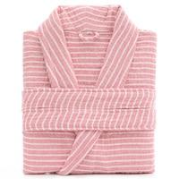 Three layers 100% Cotton Unisex Robe Sexy Bath Robe Men Women Sleepwear Washing Gauze Sleeprobe Females Casual Home Bathrobe