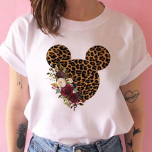 2020 New Hipster Matching T shirt Cute Holiday Tees Women Silhouette of lovely big ears T-Shirt   Shirt Girl Tumblr Tee
