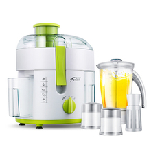 Multifunctional Juicer Household Fruit Juice Squeezer Soybean Milk Maker Juicing Machine Meat Mincer Powder Grinder Blender цена 2017