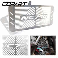 Para Honda NC750 NC750S NC750X NC 750 S/X 2014-2018, Protector de radiador CNC para motocicleta, rejilla, Protector de refrigeración