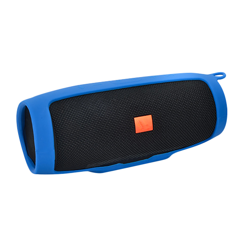 2019 New Bluetooth Speaker Case For  JBL Charge3 Bluetooth Speaker Portable Mountaineering Silicone Case