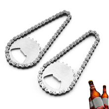 Cap-Lifter Bottle-Opener Bicycle-Chain Party-Accessories Beer Drinks Kitchen-Tools Stainless-Steel