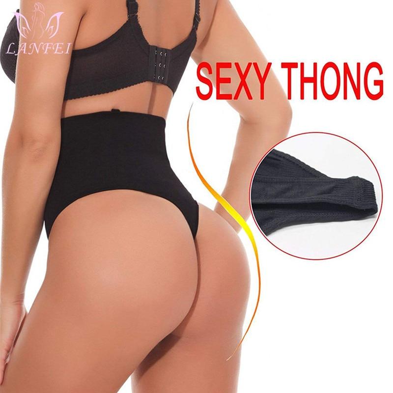 LANFEI Body Shaper Tummy Control Panties Shapewear Women Sexy Waist Trainer Corset Panty For Slimming Cincher Shorts Underwear