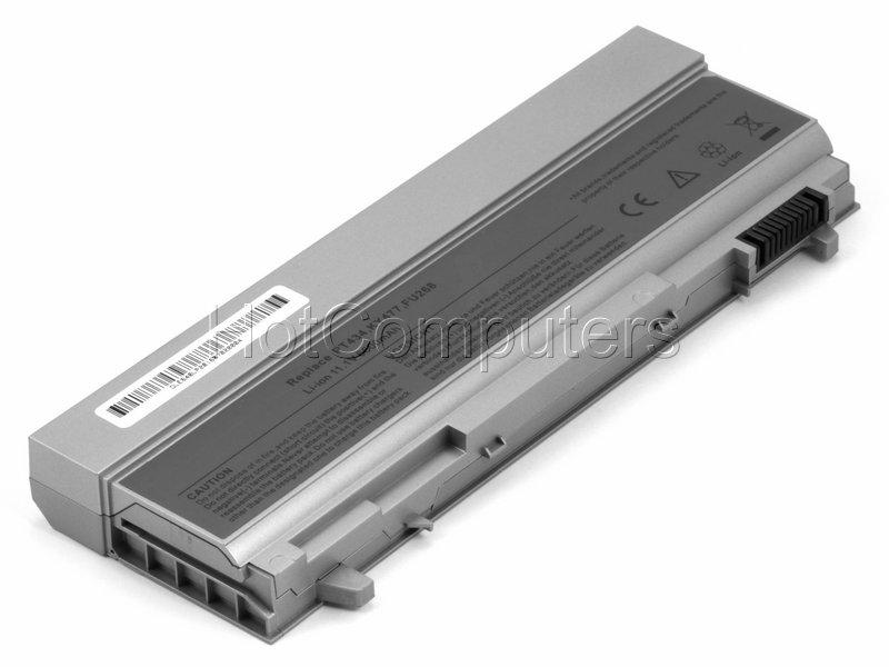 Аккумулятор усиленный PT434, NM631, WG351 для Dell Latitude E6400, E6500, Precision 2400, 4400 Series, p/n: 312-0215, 312-0748,