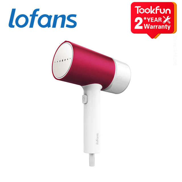2020 NEW Lofans Garment Steamer mini iron Ironing Portable travel Household Electric Generator cleaner Hanging Appliances