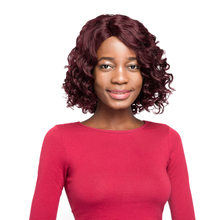 Боковая часть парик фронта шнурка бразильский короткий Боб Remy человеческие волосы парик свободный глубокий коричневый красный цвет парик шнурка для женщин Эйфория