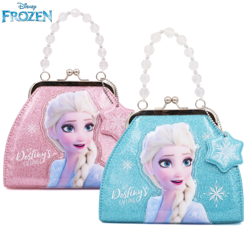 Disney Frozen 2 Bags Snow Queen Princess Anna Elsa Baby Bag Fashion Shopping Handbags For Girls Christmas Gift
