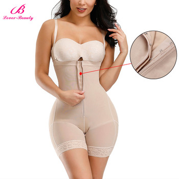 Lover Beauty High Waist Control Panties Butt Lifter Seamless Slimming Underwear Women Postpartum Tummy Control Shapewear 3