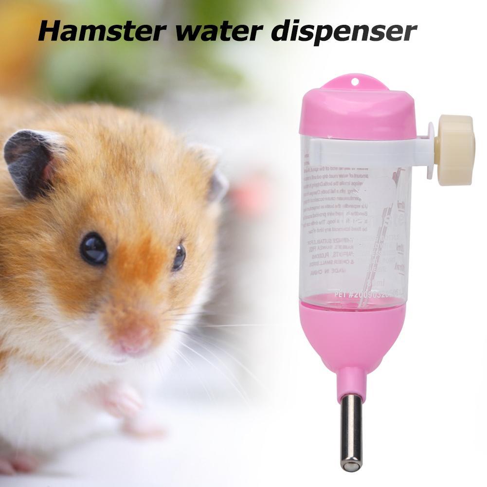 Pet Supplies Small Animals Fliyeong Pet Water Feeder Hamster ...