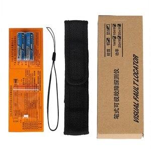 Image 5 - شحن مجاني 20mW VFL الألياف كابل بصري اختبار القلم البصرية خطأ محدد 20 كجم 650nm FP LD الليزر