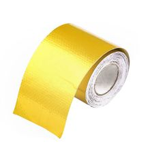 Case Heat-Shield Aluminum-Foil Protector Car-Accessories 5m Tape Wrap-Reflective Vehicle