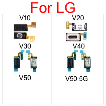 Earpiece Speaker Ear Speaker Sound Receiver For LG V10 H900 H901 VS990/V20 H910 LS997 VS995 H918/V30 H930/V40/V50 ThinQ V500 image