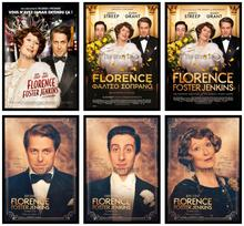 Florence Foster Jenkins Movie Home Decorative Painting White Kraft Paper Poster 42X30cm