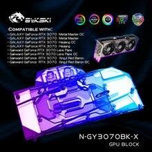 Gpu-Block Graphic-Card 3060ti Geforce Rtx 3070/rtx Cooling Bykski Water-Cooler GALAX