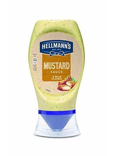 Hellmann's - Salsa Mostaza - 250 Ml