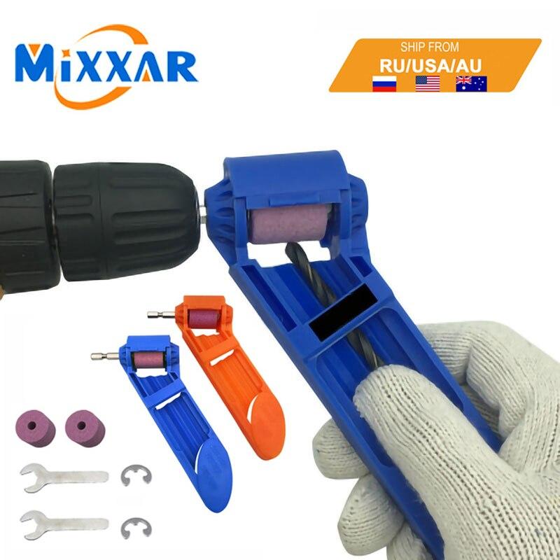ZK30 Drill Bit Sharpener Power Tool Polishing/Corundum/Grinding/Wheel Head Engraving/Grinder/Tips Machine Grinding Nozzles