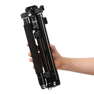 "Image 5 - Selens 150cm/62 ""שחור מקצועי חצובה צילום חדרגל עבור DSLR מצלמה נייד קל משקל נסיעות Tripode Stand"