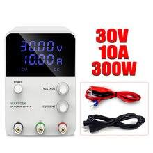 DC Power Supply Adjustable Laboratory Voltage Regulator Stabilizer Switching Variable Bench Source 30V 10A 60V 5A AC 110v 220v